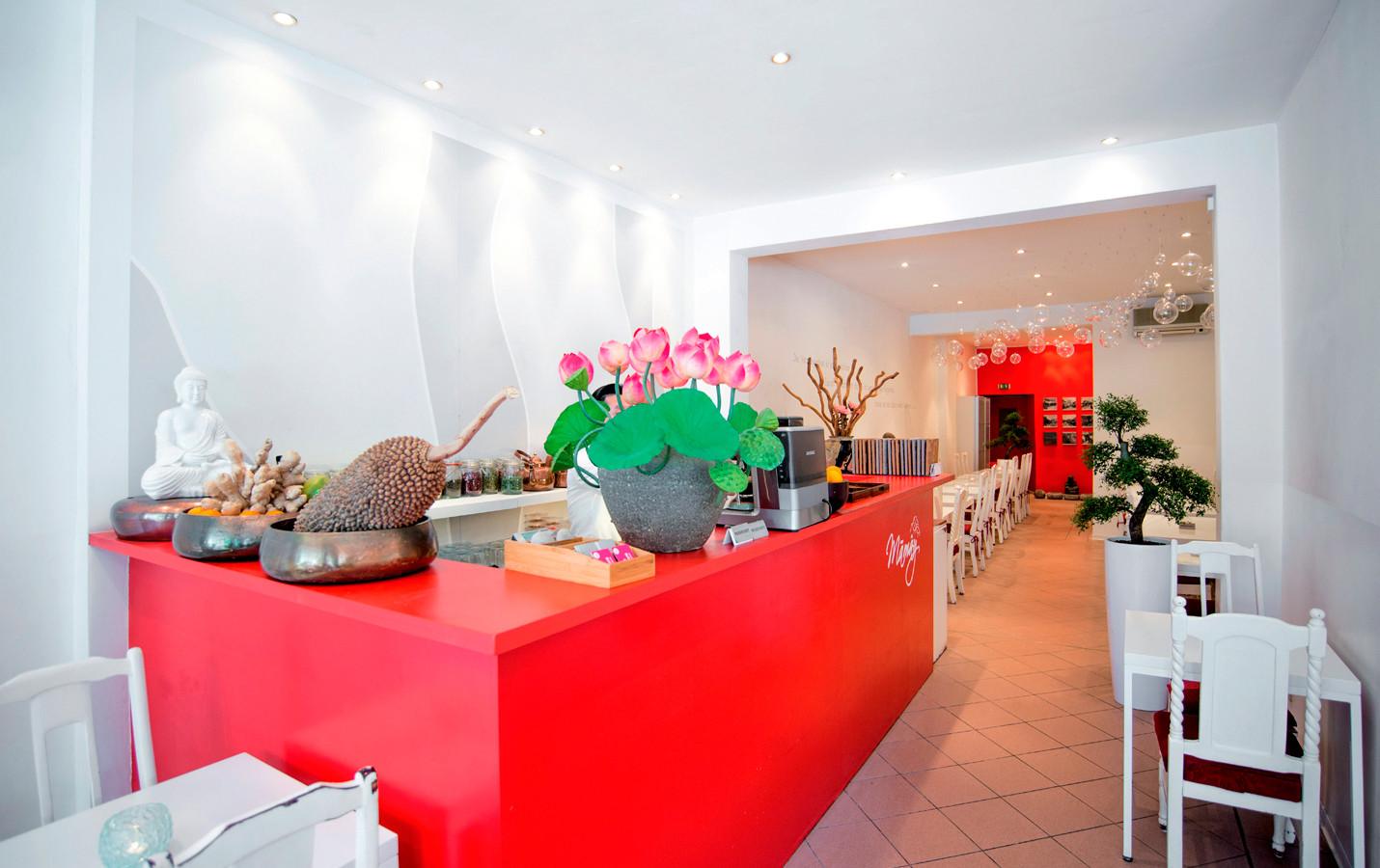 RESTAURANT MAMAY - Vietnamesische Küche & Teehaus